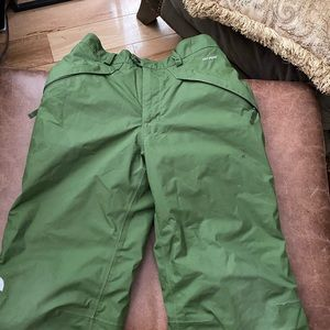 New North Face Hyvent ski-pants-sz 14-16